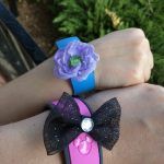 Magic bands with bow accessories