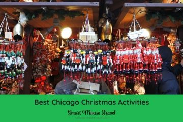 Are you visiting Chicago this Christmas and looking for festive winter activities? These are our favorite family traditions to celebrate Christmas in Chicago . #chicago #christmasinchicago #familytravel #christmas #milleniumpark