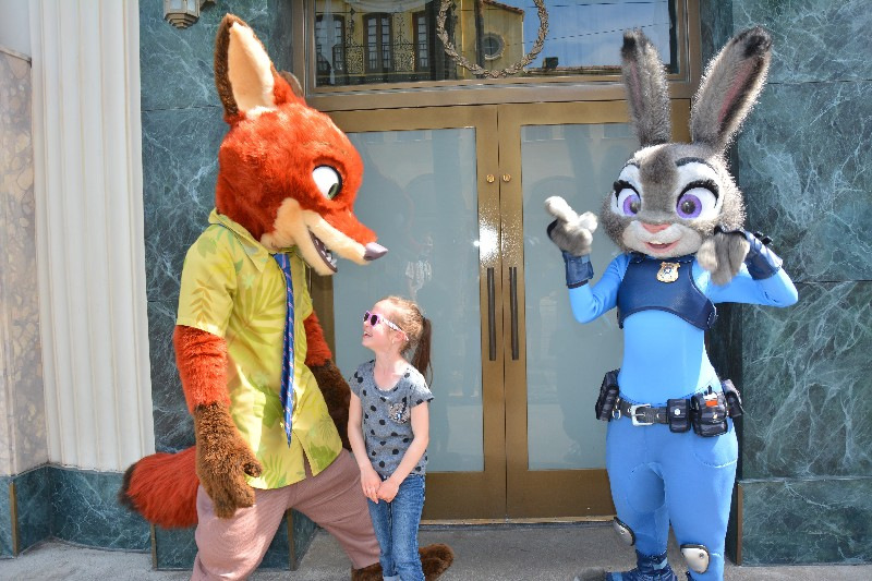 The Joy of the Pacific Ocean and Disneyland in the Same Day - Nick and Judy