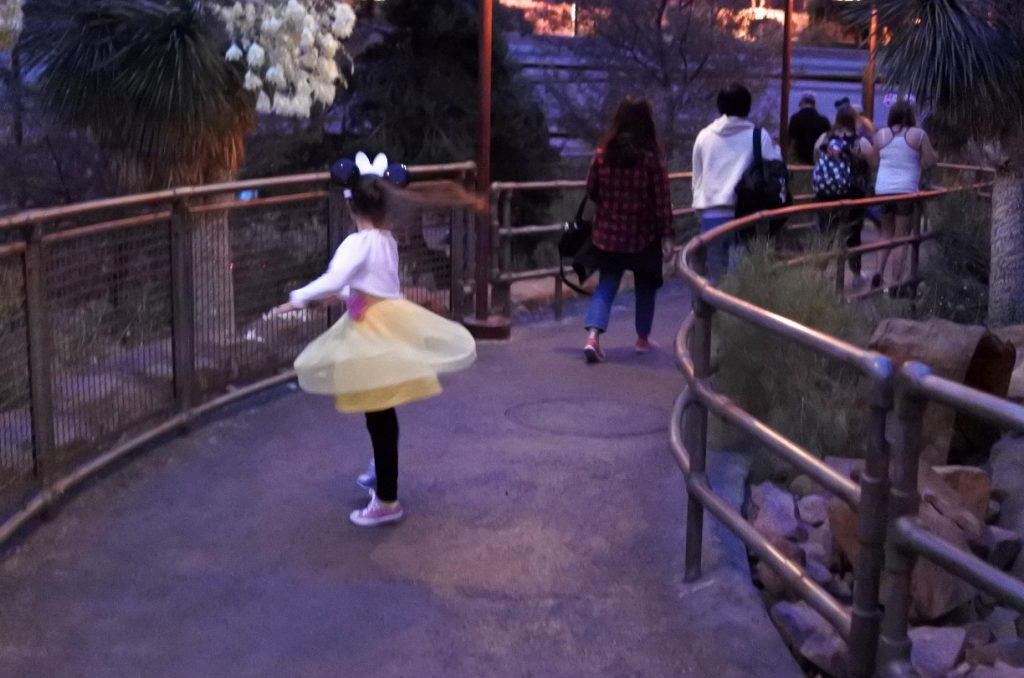 Radiator Springs Racers Is So Fun You Want To Pirouette On The Way Out!