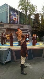 Twelve Days of Christmas - Disney Style Jedi Training Academy