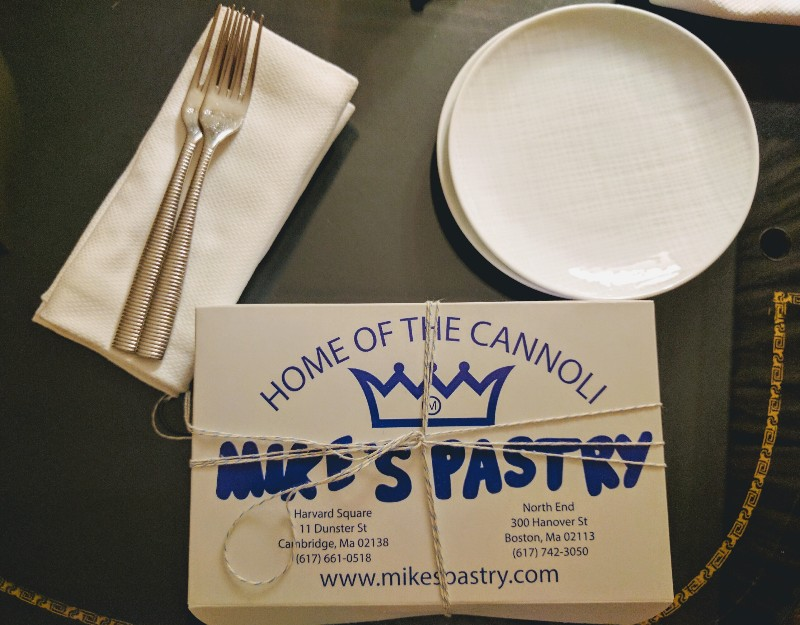 8 Great Things To Eat in Boston - Mike's Pastry