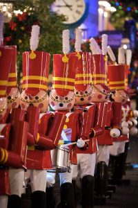 Twelve Days of Christmas - Disney Style Toy Soldiers