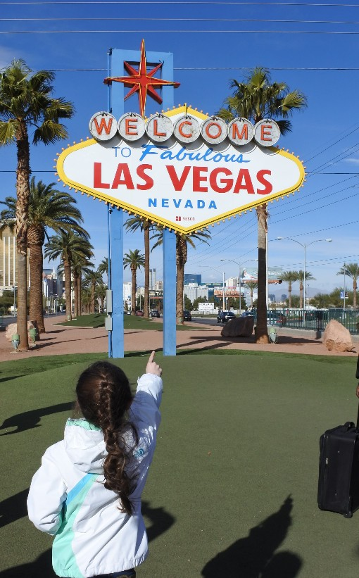 Visiting Las Vegas With Kids No Really Smart Mouse Travel