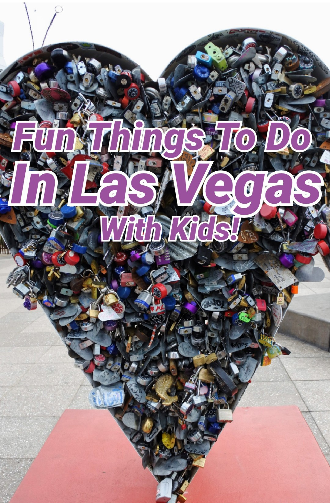 Visiting Las Vegas As A Family Can Be Fun! See What We Did On Our Trips To Las Vegas.