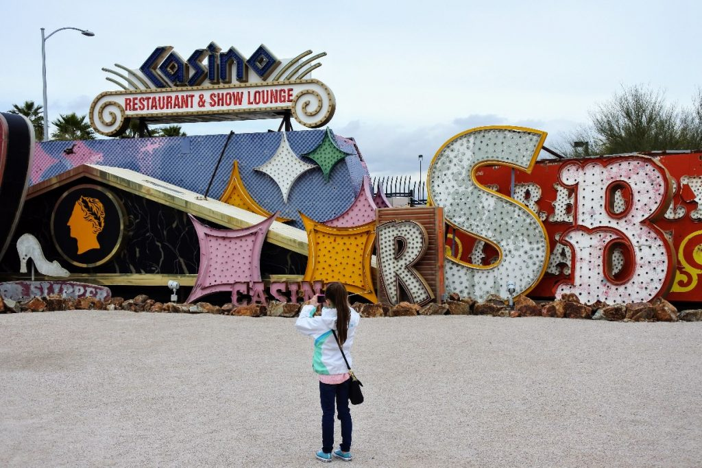 Visiting Las Vegas As A Family Can Be Fun! See What We Did On Our Trips To Las Vegas. Neon Museum