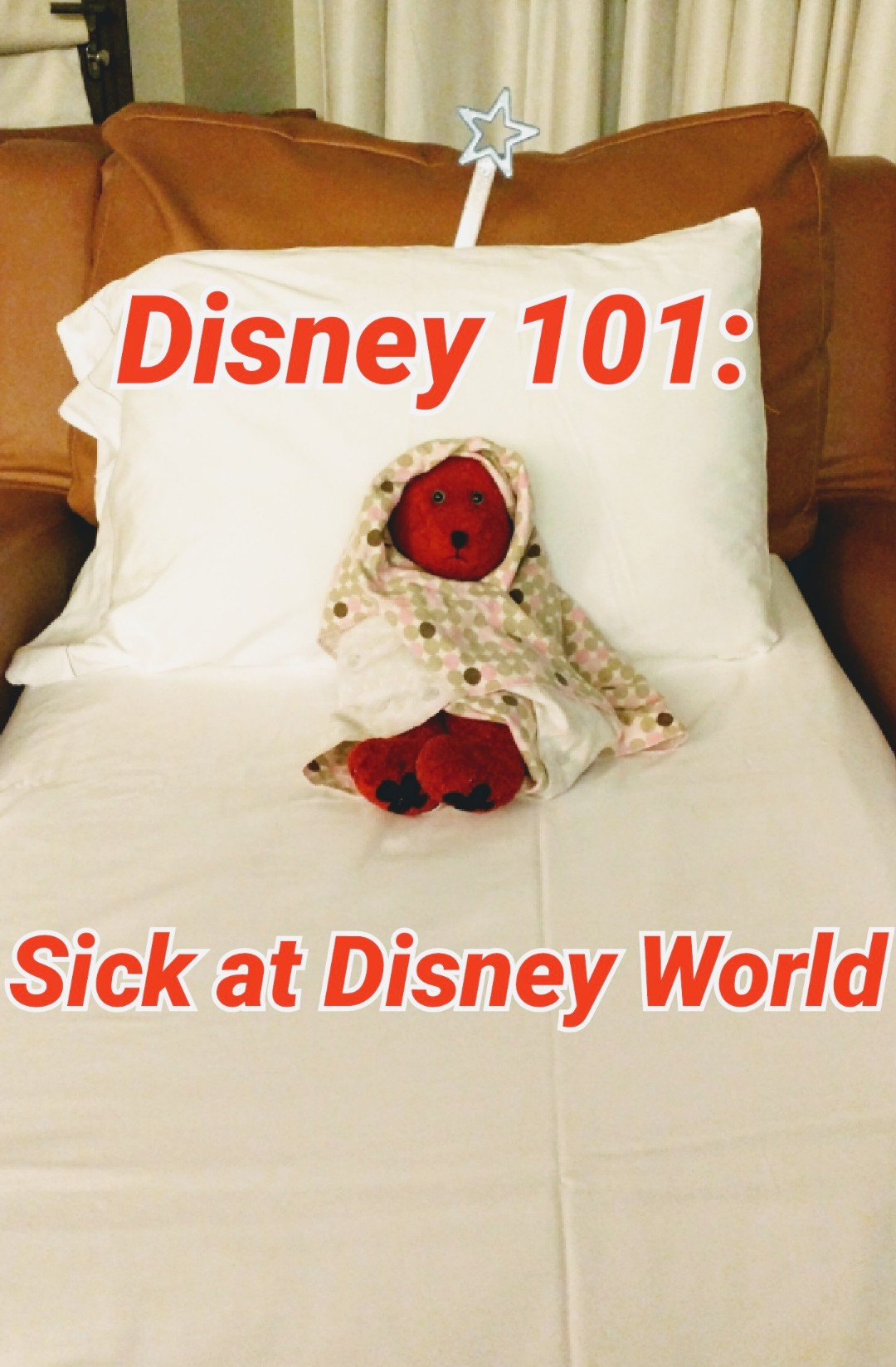 Being sick at Disney World is no fun. Knowing what to do just in case you do end up sick while at Disney World is some of the best advice I can give, but hope you never need. #disneyworld #sickatdisney #disneyplanning