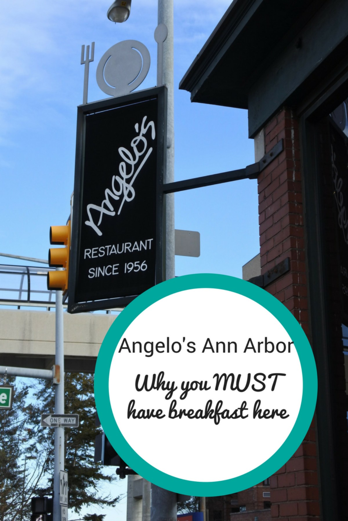 Looking for a hearty old-fashioned breakfast in Ann Arbor? Then Angelo's is the place to go! Find out why I am dream of their toast.
