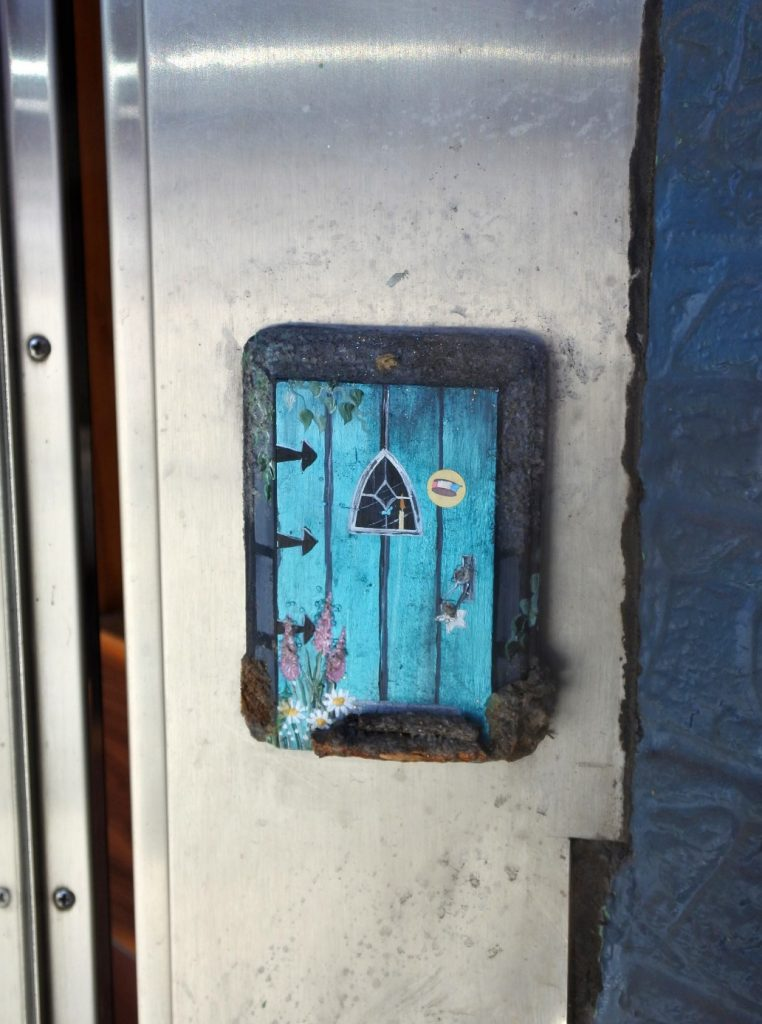 Want to do something a little different with kids in Ann Arbor? Use my custom map and guide to find the many Ann Arbor fairy doors!