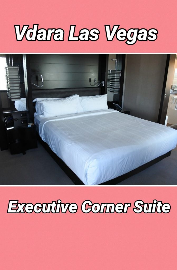 Want to know what Vdara is really like when you stay here? A review of the Executive Corner Suite at Vdara in Las Vegas.