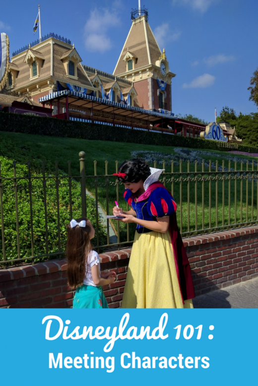 Meeting characters at Disneyland can be a lot of fun. Find out how to easily find and meet everyone on your list with my step by step guide.