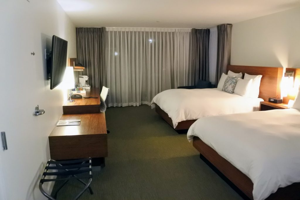 Dreaming of a room steps from the beach? See why we are still thinking of our time at Tower 23. Tower 23 Hotel in the Pacific Beach area of San Diego, California offers beautiful views and spacious rooms.