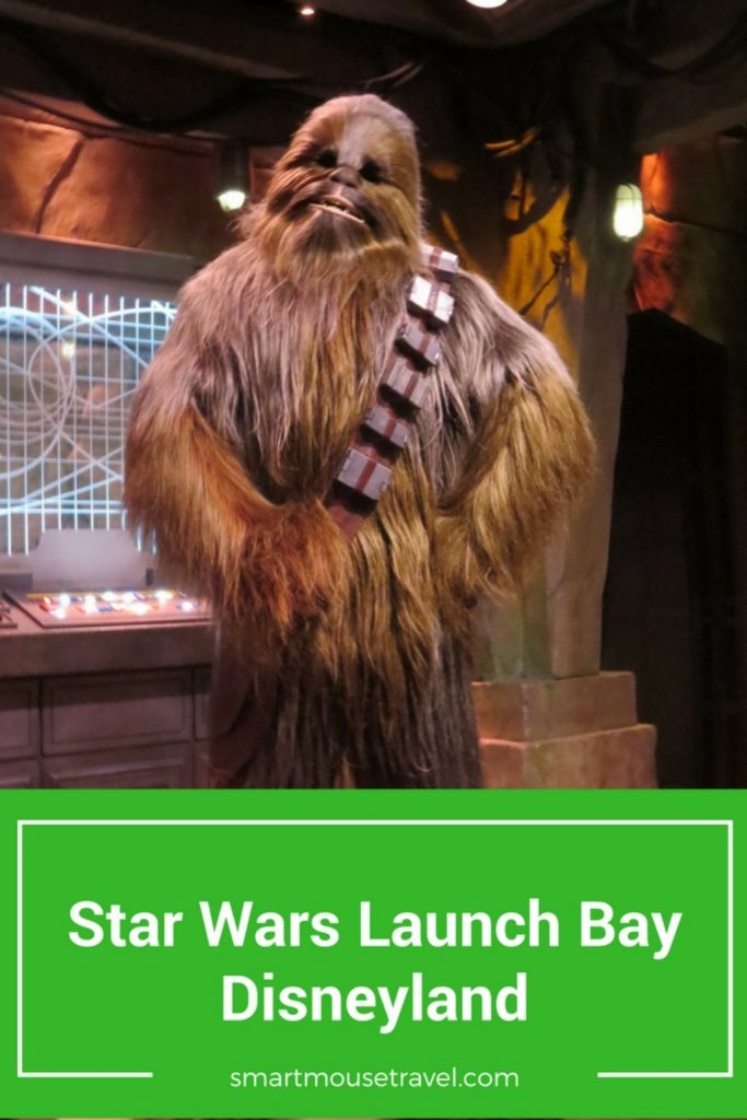 Star Wars Launch Bay at Disneyland is a must-see destination for the Star Wars fans in your group. Find out more about what to see in the Launch Bay.