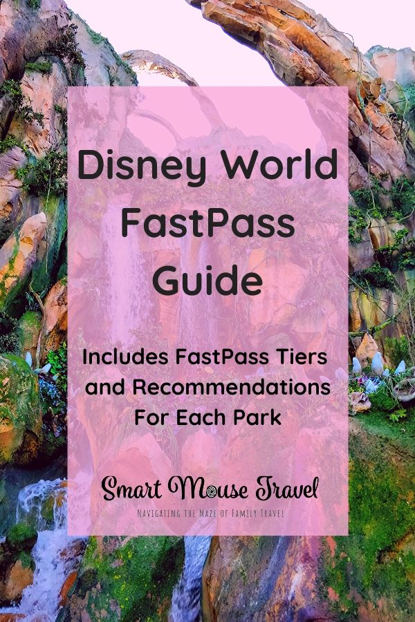 Disney World FastPasses let you skip the regular standby lines. Find out more about FastPass tiers and our recommended Disney World Fast Passes by park.