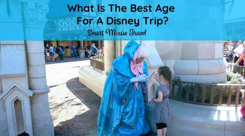 What is the best age for a first Disney trip? Experts weigh in on pros and cons of each age group at Disney.