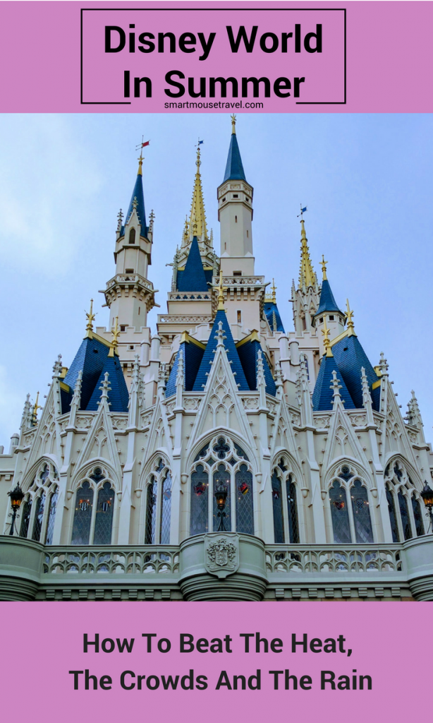 Disney World in summer requires extra planning for rain, heat and crowds. Find out what you need to do when planning your summer Disney World trip.