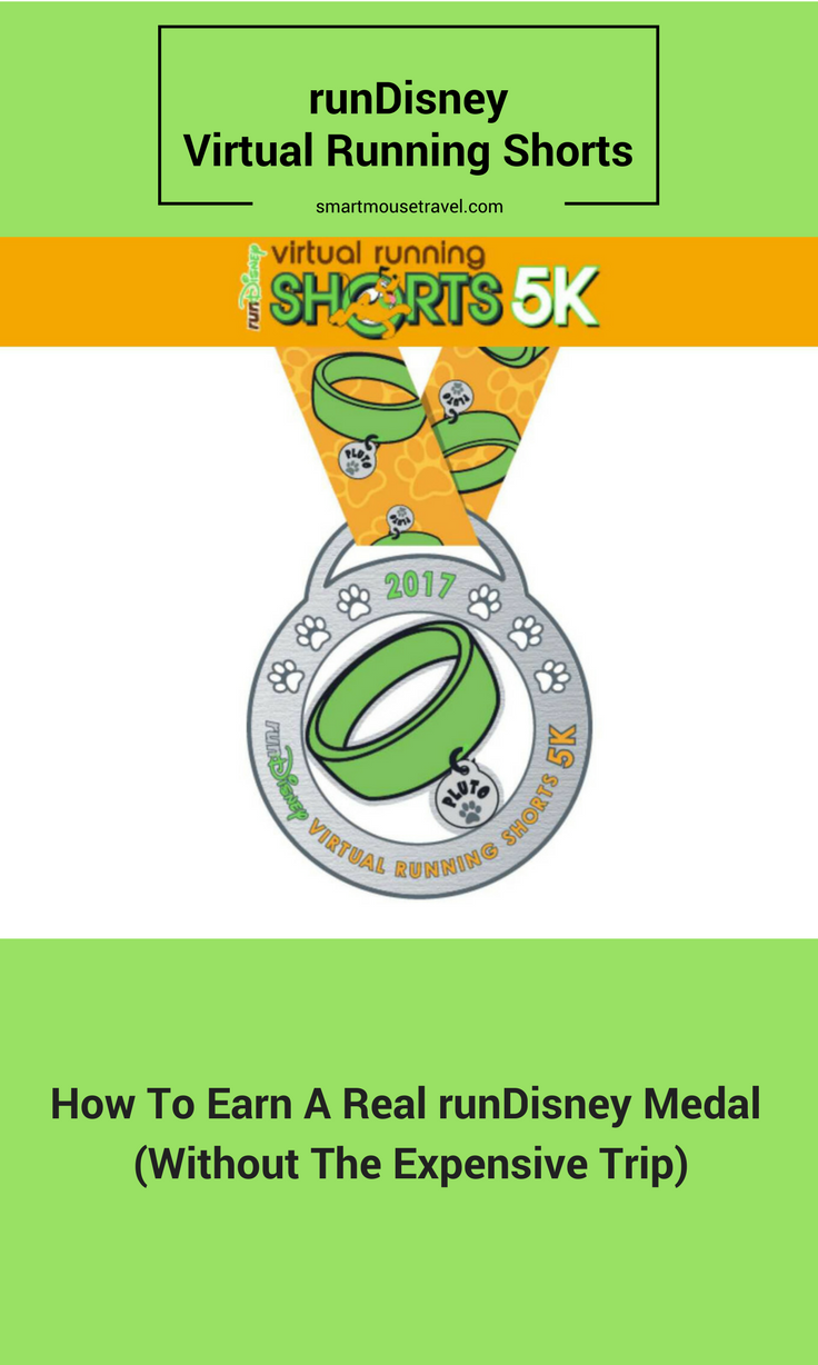 Is getting a runDisney medal on your bucket list? See how to earn an official runDisney medal with an at-home 5K during the Virtual Running Shorts!