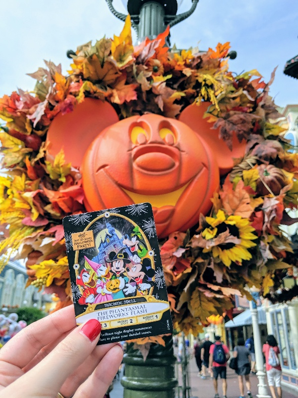 Deciding when to splurge on an extra party ticket at Disney World is tough. Find out if Mickey's Not-So-Scary Halloween Party is worth it for your family. #notsoscary #MNSSHP #magickingdom #disneyworld #disneyhalloween