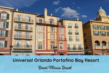 Universal Orlando Portofino Bay Hotel is the perfect blend of easy access to Universal Orlando parks, a luxury resort, and includes Express Pass, too. #universalorlando #universalstudios #familytravel #portofinobay