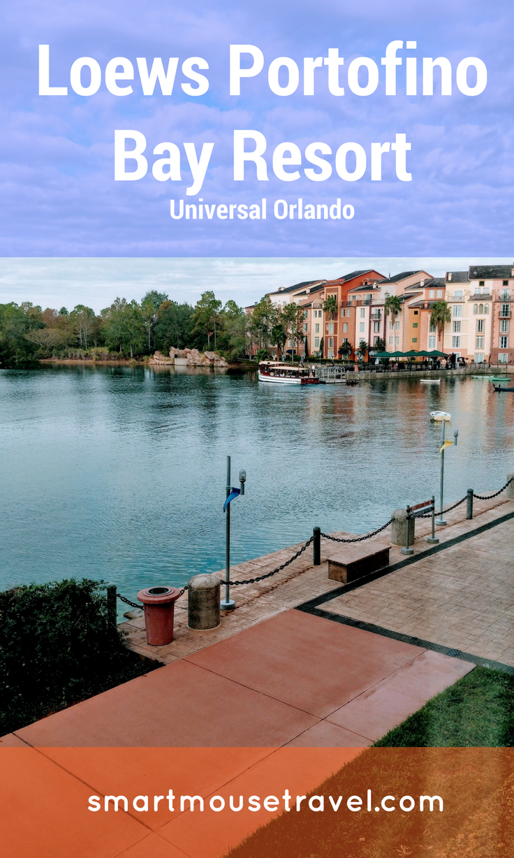 Loews Portofino Bay Hotel is the perfect blend of easy access to Universal Orlando and a beautiful resort. See why Loews Portofino is our go to hotel.