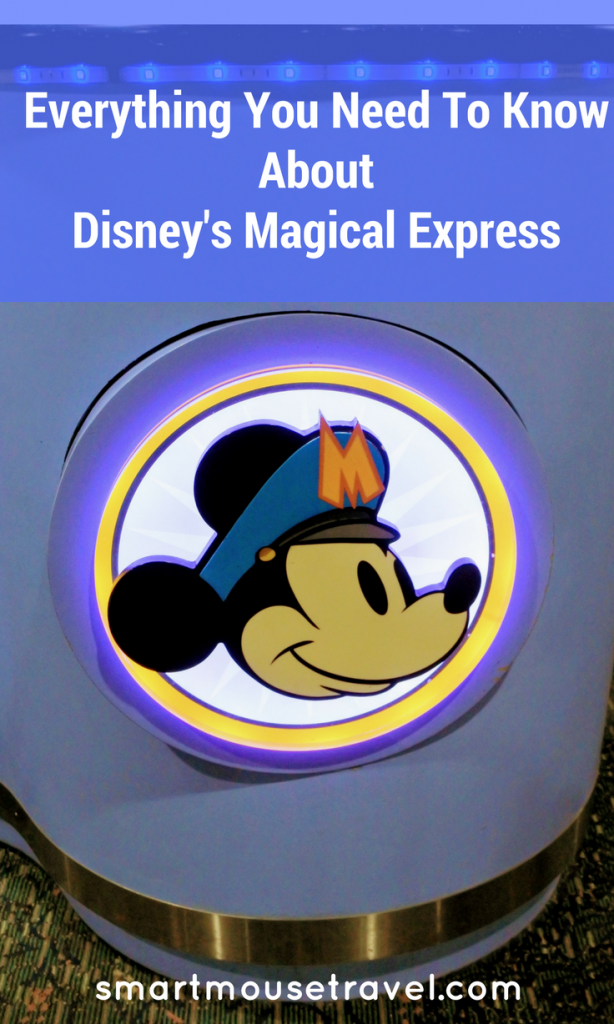 Did you know Disney's Magical Express provides a FREE shuttle from Orlando International Airport to Disney World Resorts? Find out more about this great service!