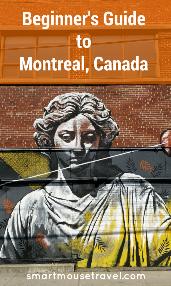 Montreal is a charming city with tons of history and activities for people of all ages. This Beginner's Guide To Montreal is everything you need to get started! #montreal