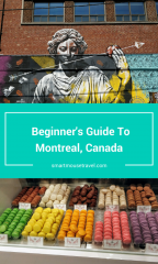 Montreal is a charming city with tons of history and activities for people of all ages. This Beginner's Guide To Montreal is everything you need to get started!