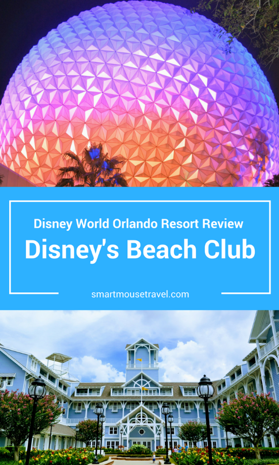 Looking for a resort at Disney World that provides more than just a place to sleep? See why we think Disney's Beach Club Resort is a great option! #disneyworld #disneyresort #disneysbeachclub