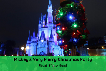 Are you struggling to decide if Mickey's Very Merry Christmas Party is worth it? Find out what to expect and when the extra cost makes sense. #disneyworld #disneychristmas #mickeysverymerrychristmasparty #magickingdom