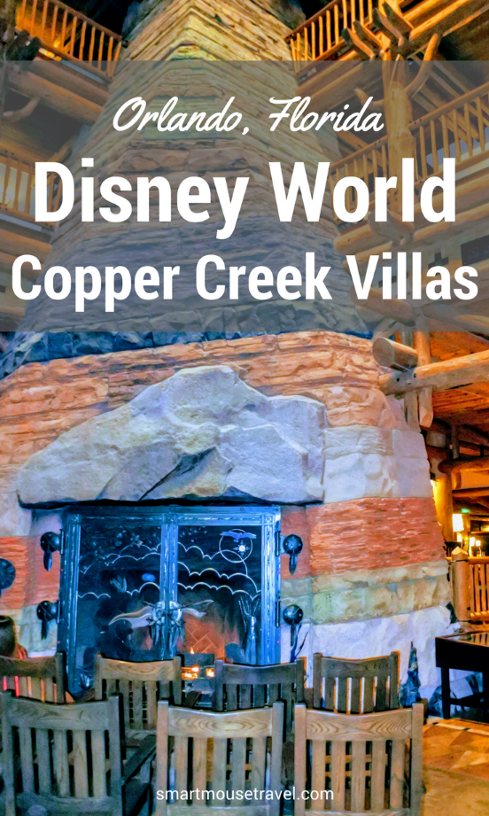 Find out which studio villa at Copper Creek Villas you should request and why we loved it. Discover more about Copper Creek Villas at Disney's Wilderness Resort and learn if it is the right resort for your family trip to Disney World. #disneyworld #disneyworldresort #coppercreekvillas
