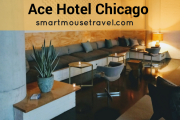 Ace Hotel Chicago is found in the West Loop Area of Chicago and is perfectly suited to make the most of the neighborhood's trendy restaurants and bars. #acehotel #chicago