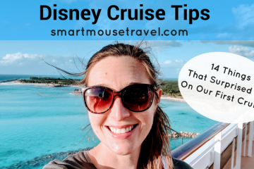Even those who are experienced Disney World or Disneyland visitors may be surprised at how different, but wonderful, a Disney cruise can be. Find out my best Disney cruise tips that I learned the hard way while on our first Disney cruise. Many of these Disney cruise tips will truly surprise you! #disneycruise #disneydream #disneycruiseline #disneycruisetips