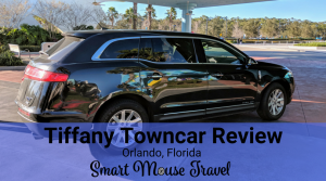 When flying into Orlando, it can be difficult to decide what transportation option is best for your family. See why Tiffany Towncar is our go to service. #disneyworld #universalorlando #orlando