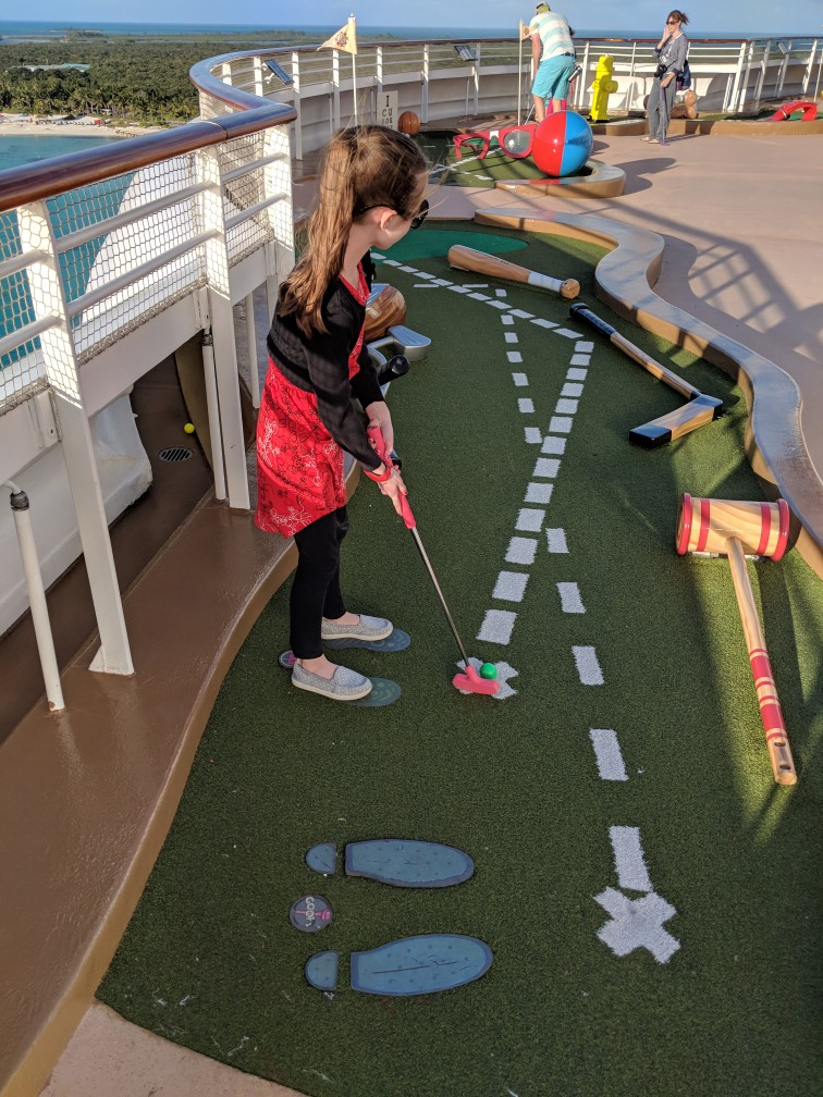 Disney is well known for family friendly activities, but I did not realize how many family activities would be offered on a Disney cruise. See the long list of Disney Dream family activities we did on our cruise, and also the long list of options we didn't have time to try. The Disney Dream did not disappoint! #disneycruise #disneydream #cruisetips