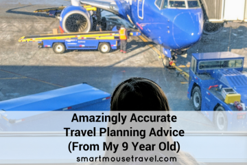 Sometimes planning a trip can feel challenging, but my 9 year old's school project shows that anyone can plan a trip by following a few easy steps. See what my daughter has to say about the time we have spent planning and taking trips together. #familyvacation #planatrip
