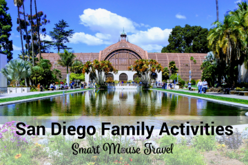 San Diego is an amazing place for anyone's vacation, but we especially love the unbelievable amount of family friendly activities in San Diego. Find out our favorite activities for a great family trip to San Diego. I bet some of the activities will surprise you! #sandiego #balboapark