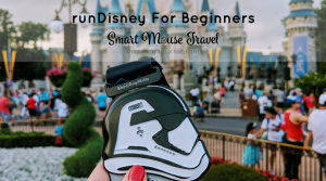 Is a runDisney event on your bucket list, but you don't consider yourself a runner? Find out how to do your first runDisney race based on what I learned as a runDisney beginner!