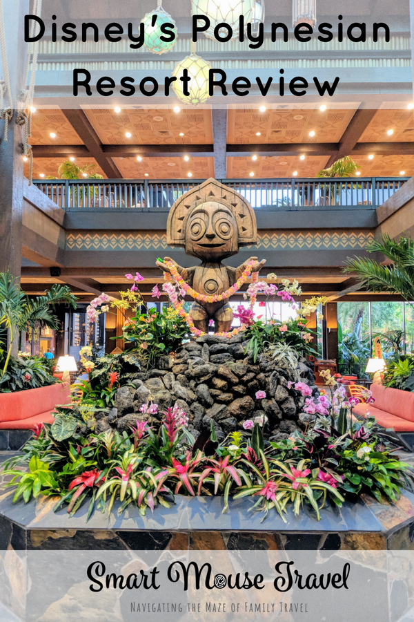 Disney's Polynesian Village Resort has added new villa and bungalow options in the last few years. Take a walk through this stunning resort and our Polynesian Deluxe Studio Villa to see if this is the right Disney World Resort for you. #disneyworld #disneyresort #polynesianresort