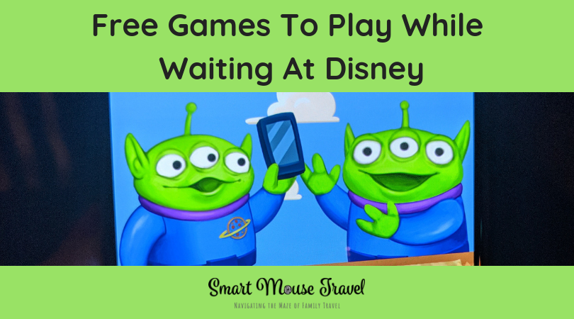 The Play Disney Parks App is one of the ways we have fun while waiting in line at Disney. Find out more of our tips to make waiting at Disney easier. #disneyworld #disneyland #disneyparks #familyvacation