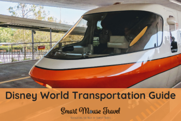 Navigating Disney World Transportation options can be like learning a city transit system. Plan your Disney World Transportation options before your trip. #disneyworld #disneyworldtransportation #familytravel