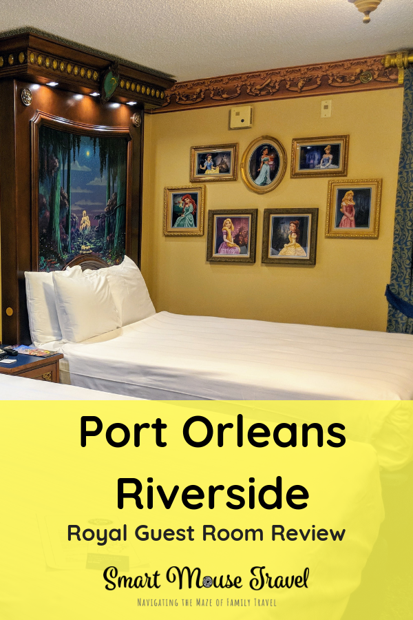 Port Orleans Riverside is a popular moderate resort at Disney World with a uniquely themed princess room. See if Port Orleans Riverside and the Royal Guest Room is right for your family. #disneyworld #disneyresorts #disney #portorleans #disneyprincess