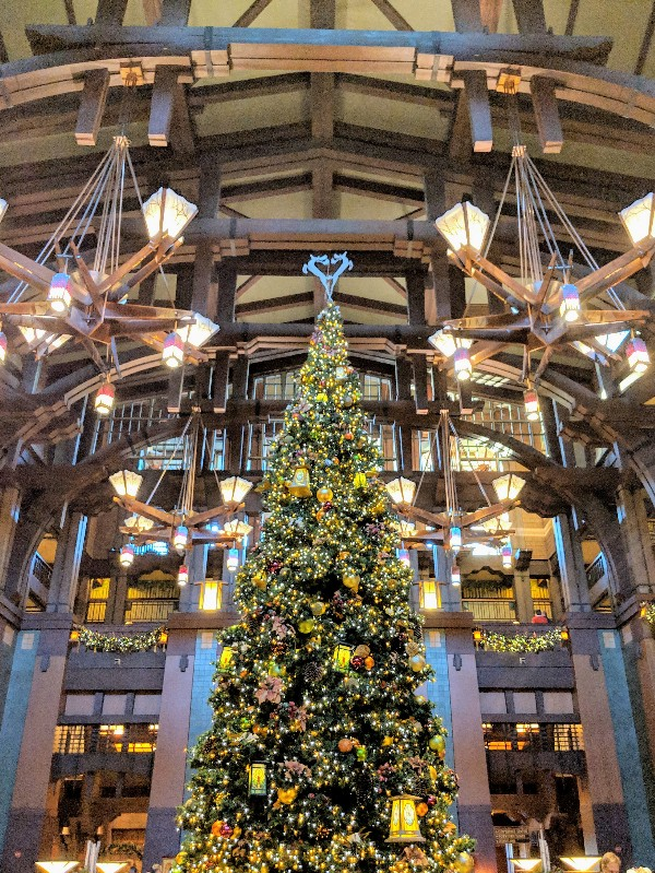 Disney's Grand Californian Hotel is one of 3 on-site hotel options at Disneyland. Learn more about our experience in a Grand Californian Deluxe Studio Villa. #disneyland #grandcalifornian #disneyvacation #familytravel