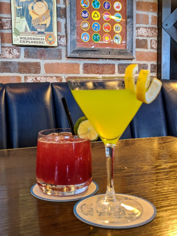 Lamplight Lounge is a unique Pixar-themed restaurant at Disneyland. See if the specialty food and drinks at Lamplight Lounge lived up to our expectations. #disneyland #disneycaliforniaadventure #pixarpier #lamplightlounge #disneyvacation