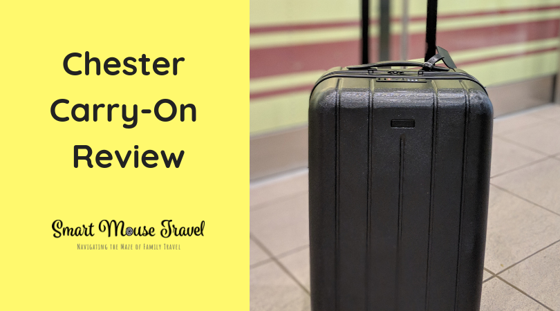 I'm always looking for the perfect carry-on luggage and now I've finally found it. The Chester Minima Carry-On works on most airlines and fits a ton! #carryon #packing #travel #packingtips