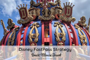 Our Disney World FastPass strategy helps you have more fun and less waiting in line at Disney. We use these FastPass tips on all our Disney World trips. #disneyworld #disneyvacation #fastpasstips #familytravel