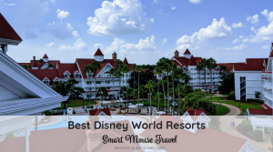 Find out which hotels are the best Disney World resorts in each price category and what to expect from each Disney World Resort category. #disneyworld #familyvacation #familytravel #disney