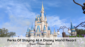 There are several perks of staying on-site at Disney World. Find out what on-site Disney World resort benefits to expect on your next vacation. #disneyworld #disneyvacation #disneyresort #familytravel