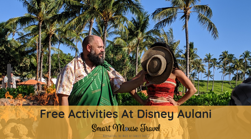 There are an amazing number of free Disney Aulani activities for resort guests. Here are tips on the best free Disney Aulani activities we experienced. #aulani #hawaii #familytravel #disneyaulani #disneyvacation