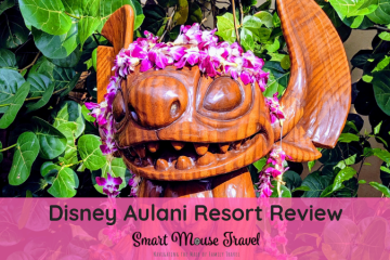 Disney Aulani Resort is a wonderful, fun filled Hawaiian oasis. See what we loved at Aulani, but why we would skip the Aulani deluxe studio villa next time. #aulani #oahu #disneyaulani #dvc #familytravel #hawaii #disneyvacation