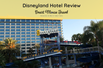 Disneyland Hotel is the original on-property hotel at Disneyland. See if it still lives up to it's luxuriously retro history in our Disneyland Hotel review. #disneyland #disneylandhotel #disneyvacation #disneycalifornia #familytravel